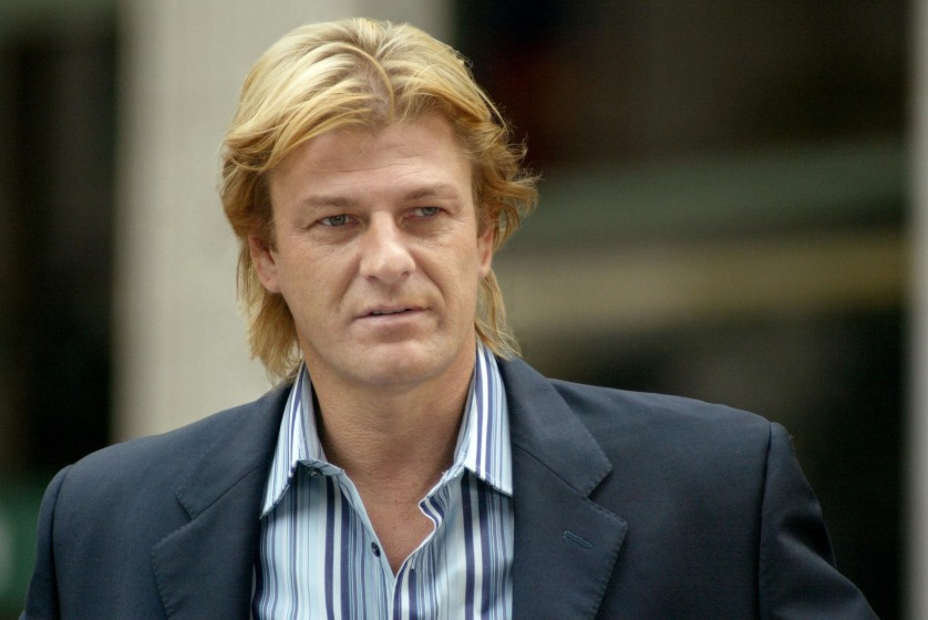 Sean Bean in National Treasure
