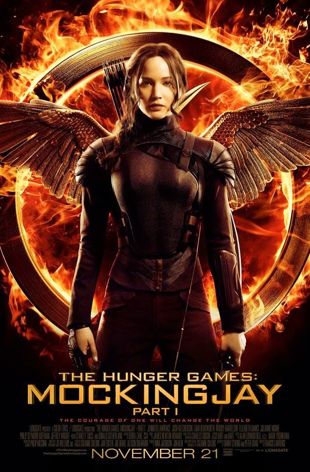 The Hunger Games Mockingjay Part 1 - www.filmfad.com