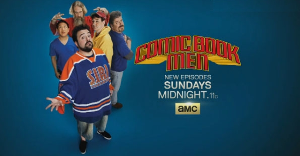 Comic Book Men AMC