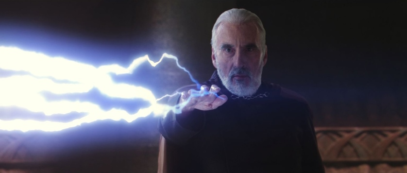 Count Dooku Star Wars Episode VII