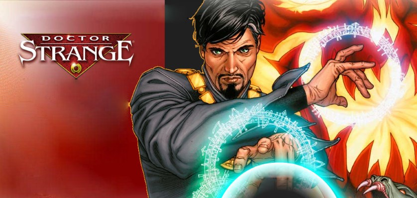 Doctor Strange Animated Feature