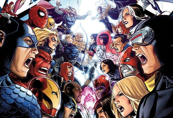 Avengers vs X-Men Comic Book Event