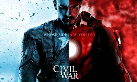 LEAKED 'Captain America Civil War' Clip! See it While You Can!