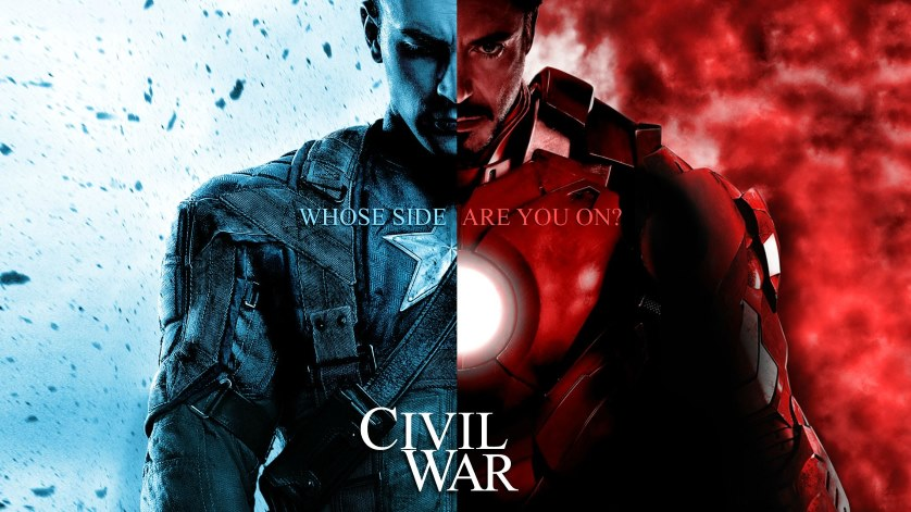 Avengers Civil War Movie