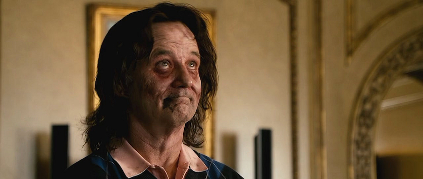 Bill Murray in Zombieland - www.filmfad.com