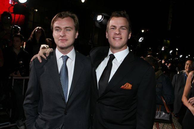 Christopher Nolan Jonathan Nolan