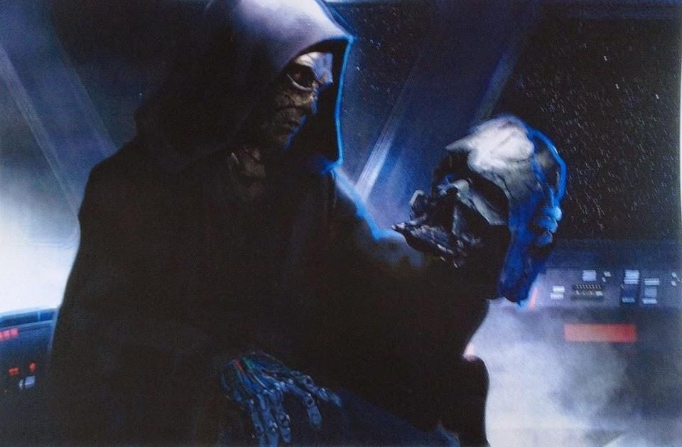 Star Wars VII Grave Robber