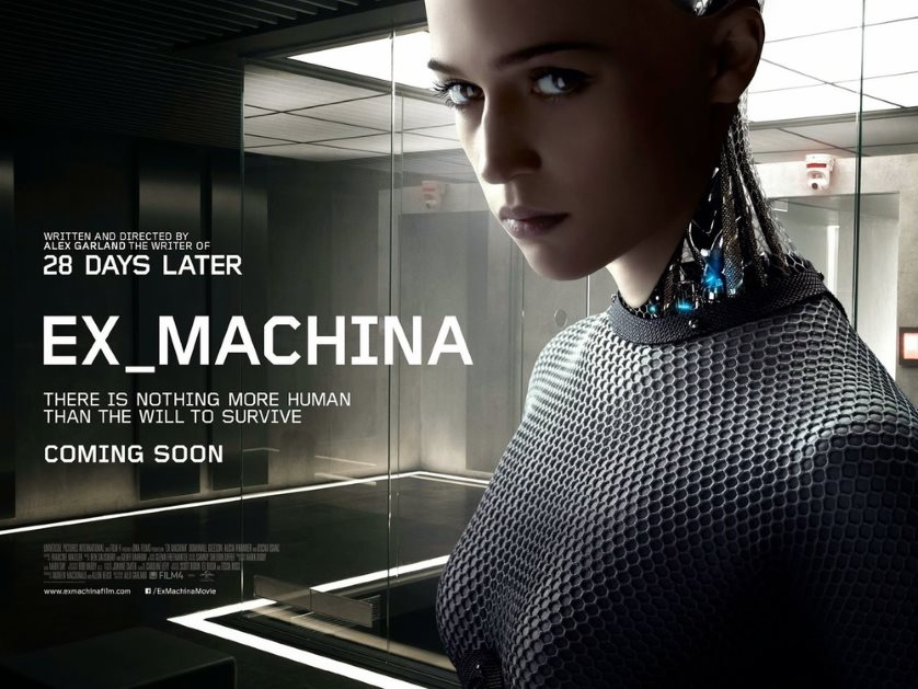 <em>Ex Machina</em> trailer stars <em>Star Wars VII</em> cast