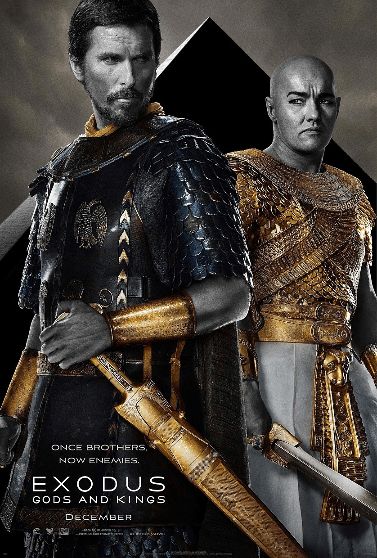 "Check Out Ridley Scott's Full-Length Trailer For ""Exodus: Gods and Kings"""