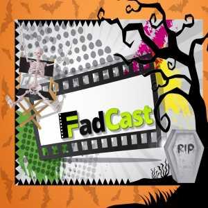 FadCast Halloween Logo