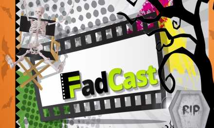 FadCast Halloween Special covers Costumes, Films, and Comicons