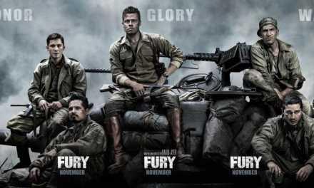 <em>Fury</em> entertains with progressive World War action