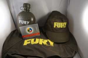 Fury Prize Pack