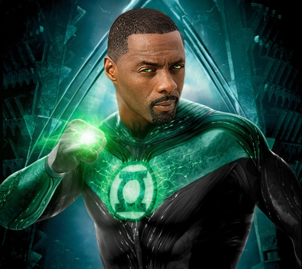 Idris Elba as John Stewart Green Lantern