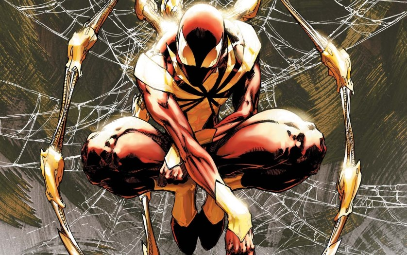 Iron Spider aka Spider-Man