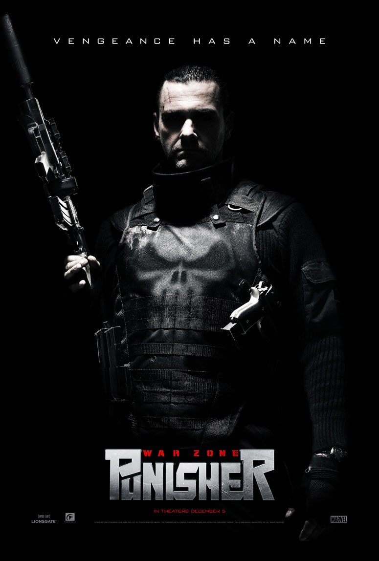 Punisher War Zone - www.folmfad.com