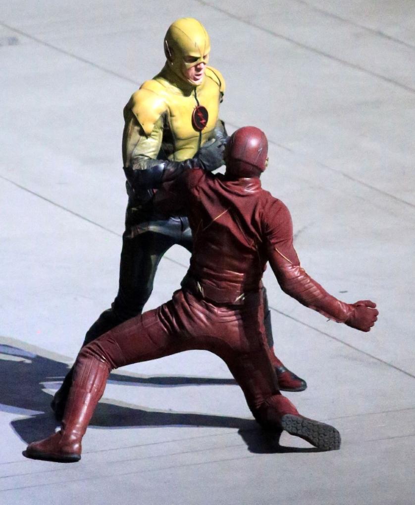 Reverse Flash Professor Zoom