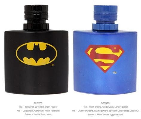 Marmol & Son Superhero Cologne