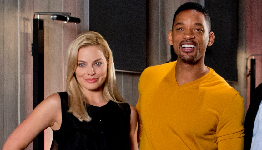 Will Smith Margot Robbie Focus