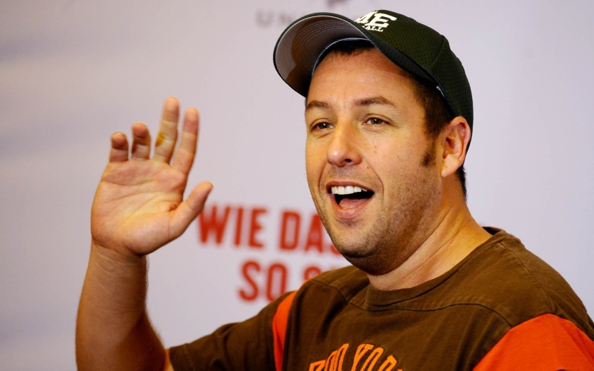 Netflix will exclusively release four new Adam Sandler films