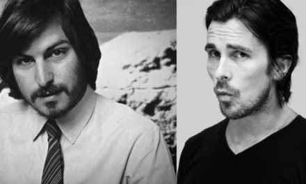 Christian Bale is Steve Jobs in Aaron Sorkin & Danny Boyle film