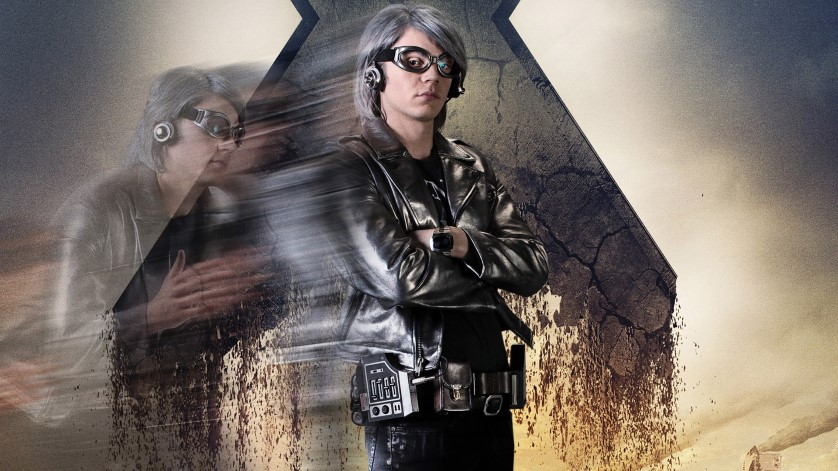 Quicksilver X-Men Evan Peters