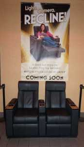 Regal Cinemas Strawbridge Recliners