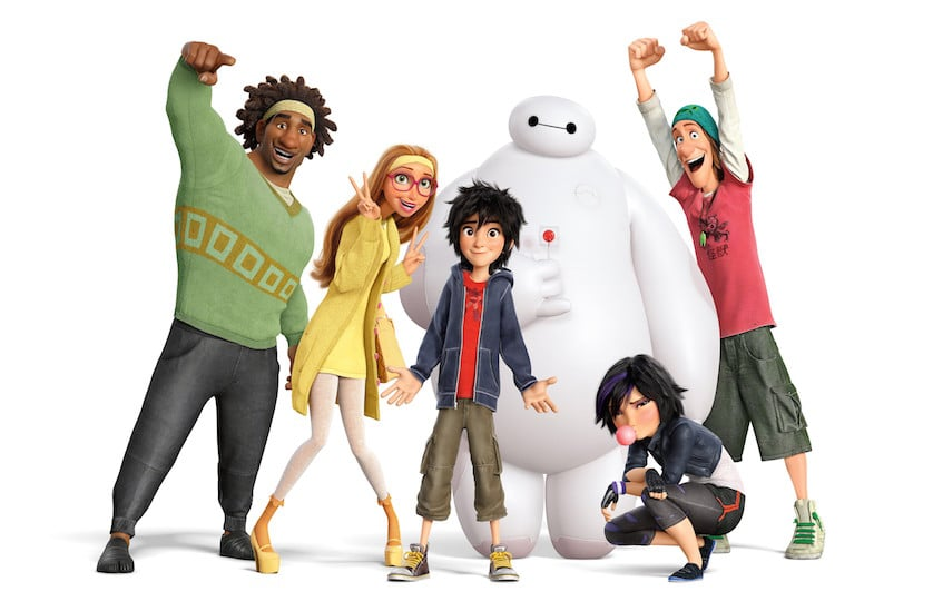 BIG HERO 6 - WW.FILMFAD.COM