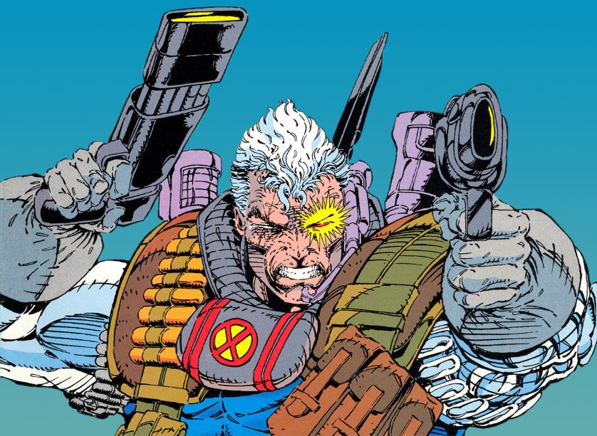 Cable X-Men X-Force