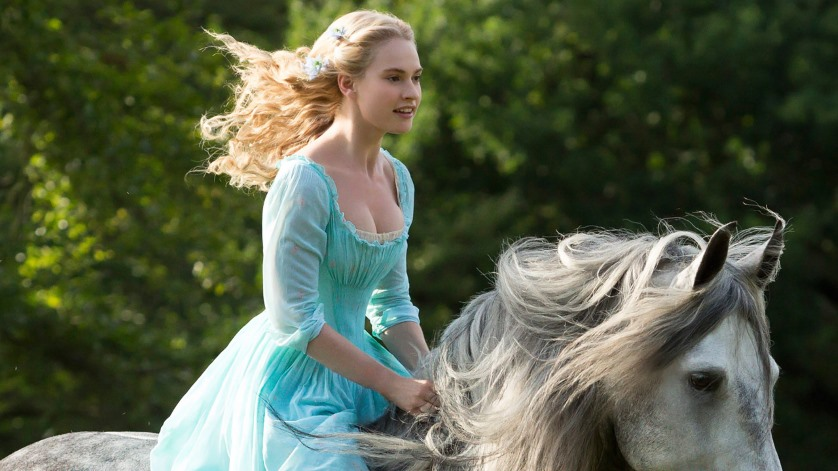 Disney's full trailer for <em>Cinderella</em> arrives