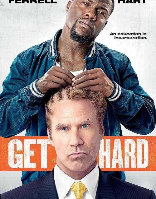 First Poster for Ferrell and Hart's <em>Get Hard</em>