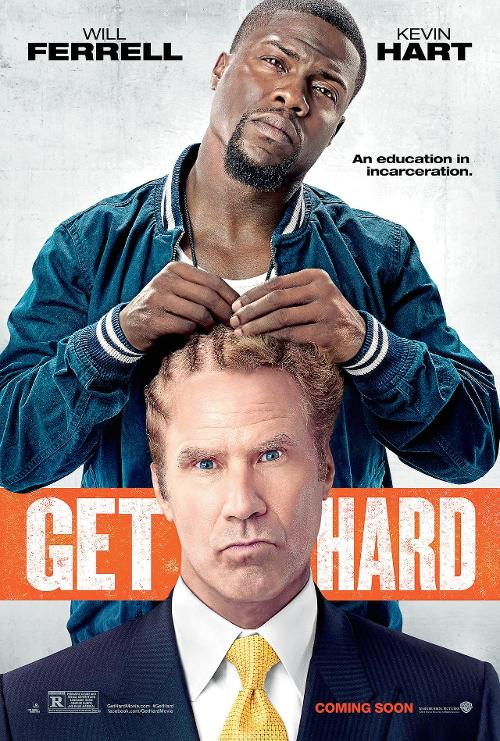 Get Hard Will Ferrell Kevin Hart