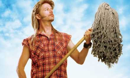 "David Spade is Back in the Mullet for ""Joe Dirt"" Sequel"