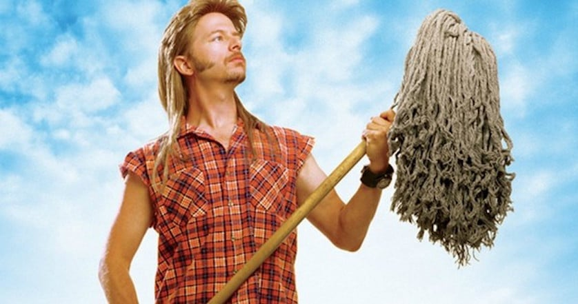 """David Spade is Back in the Mullet for """"Joe Dirt"""" Sequel"""