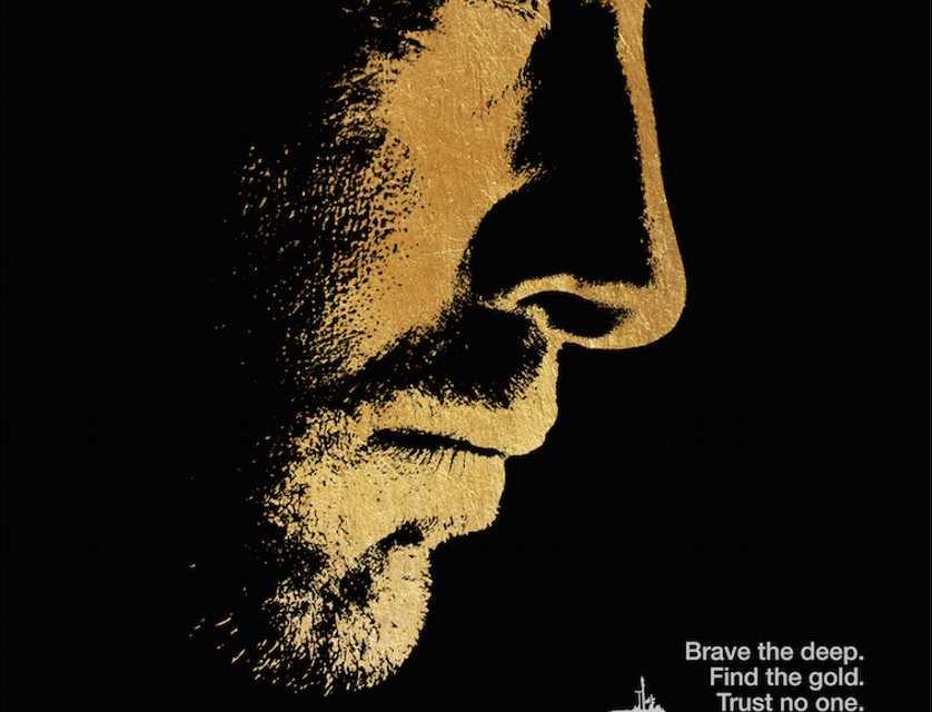 Jude Law's <em>Black Sea</em> New Poster Debuts!
