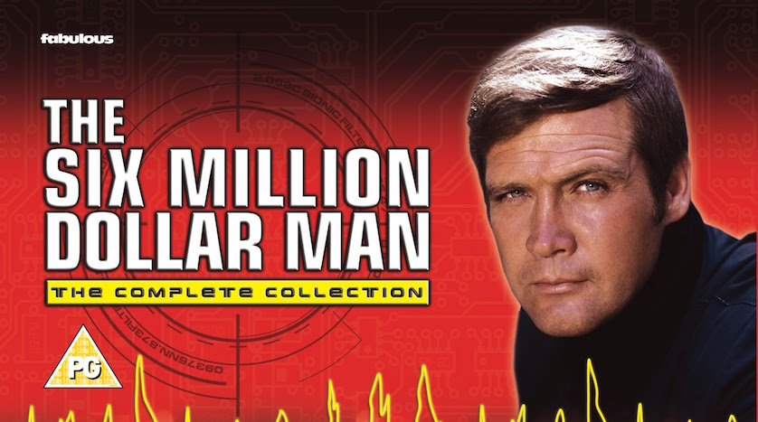 Six Million Dollar Man - www.filmfad.com