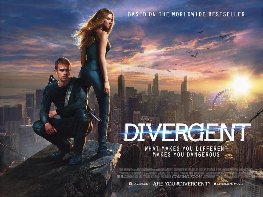 <em>Divergent: Insurgent</em> trailer is action packed