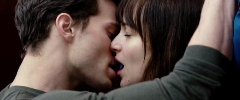 Second <em>Fifty Shades of Grey</em> trailer titilates