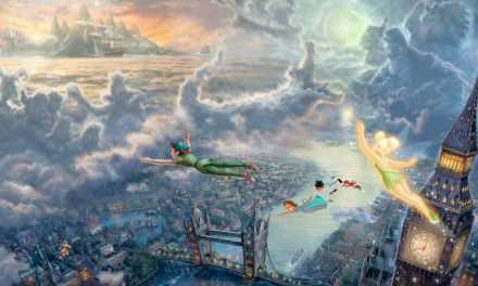 <em>Pan</em> trailer gives us a new look at Peter Pan
