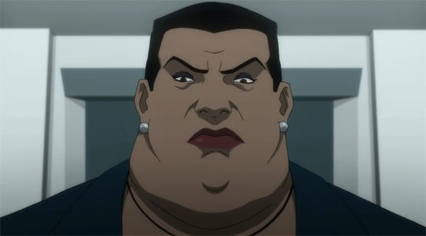 Amanda Waller Heavyset