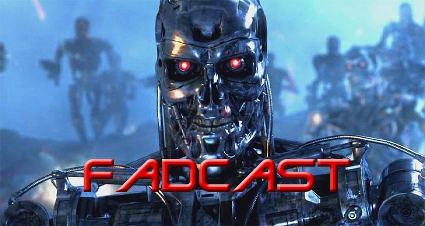 FadCast Ep. 14 talks Suicide Squad Cast & Terminator 5 Back to the Past