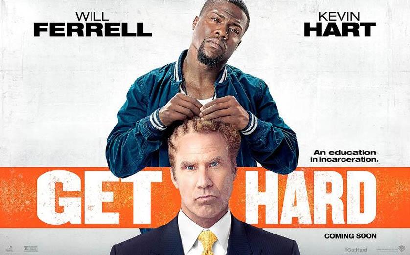 Ferrell and Hart together in <em>Get Hard</em> trailer