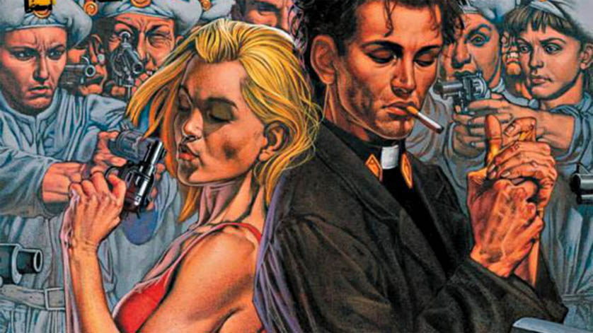 Seth Rogen to adapt <em>Preacher</em> comic series
