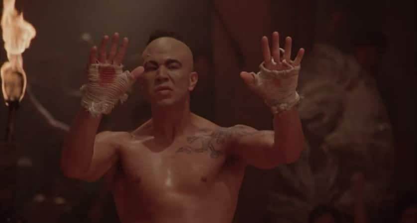 Tong Po Kickboxer