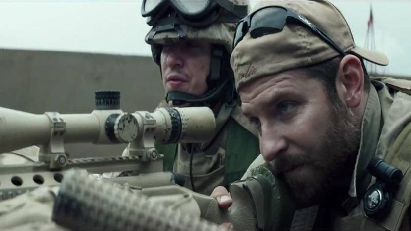 American Sniper Gun