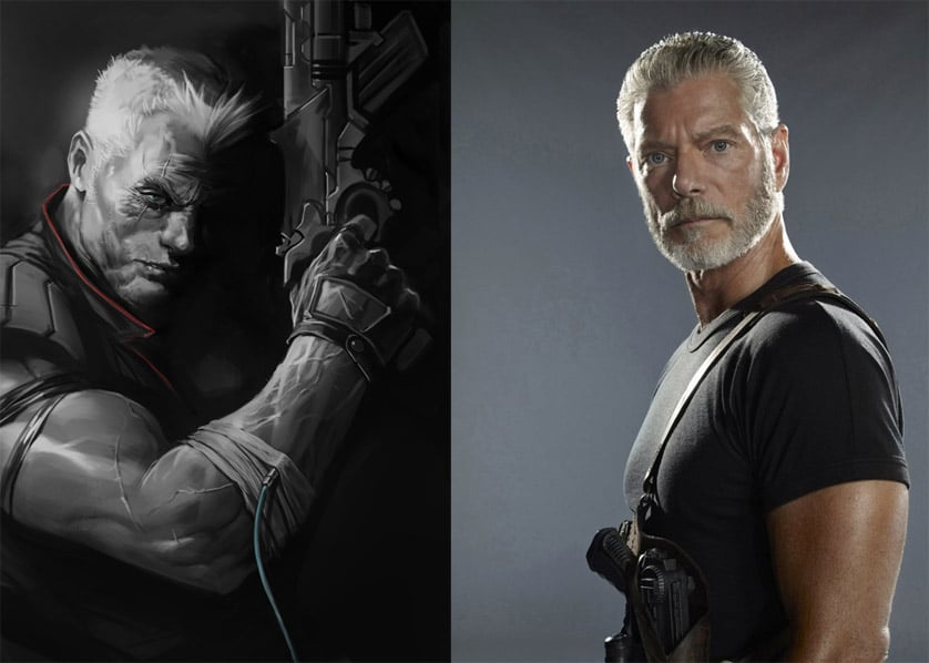 Cable X-Force Stephen Lang