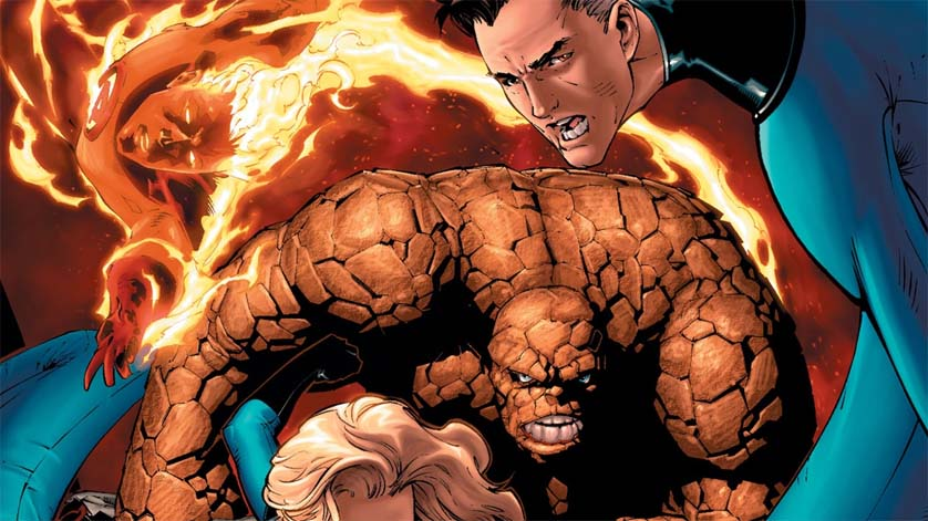The <em>Fantastic Four</em> Trailer is Here and Very Odd