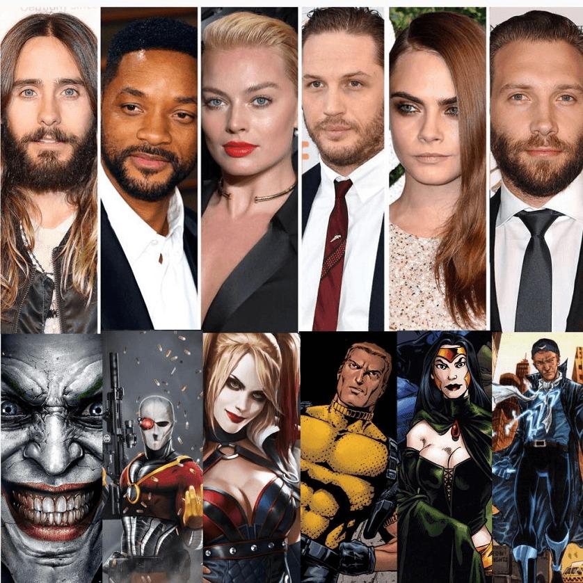 Search on for New <em>Suicide Squad</em> Member