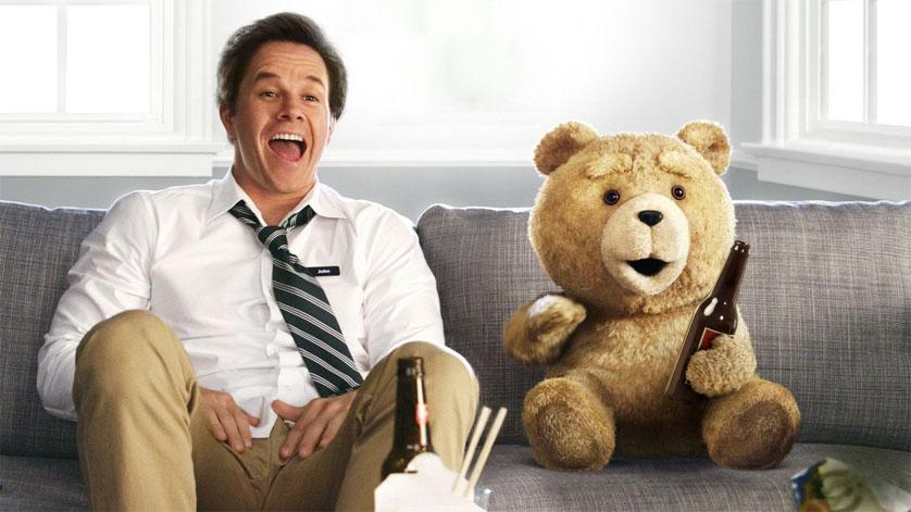 <em>Ted 2</em> Shows Off Higher Budget Comedy