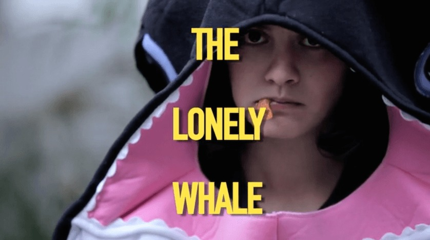 The Lonely Whale - www.filmfad.com